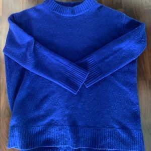 Zara cashmere crewneck sweater